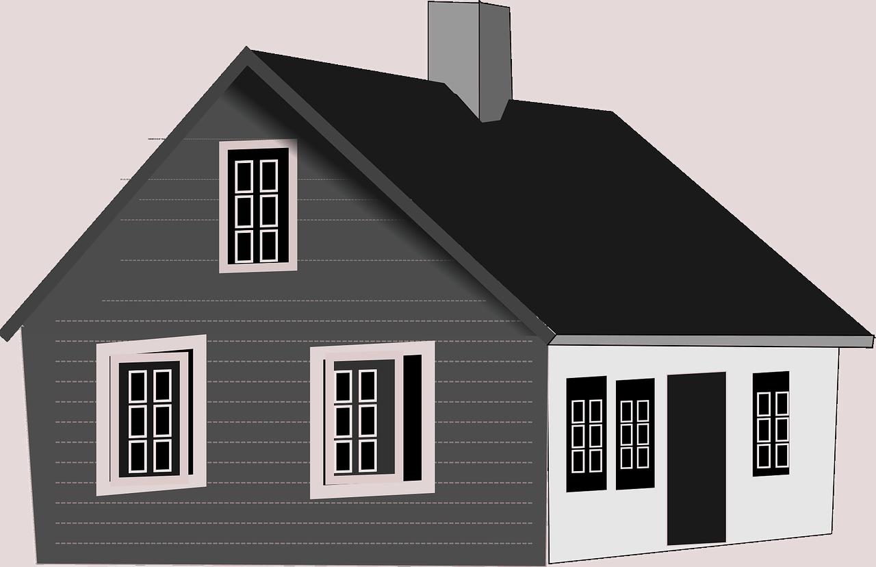 ציור בית