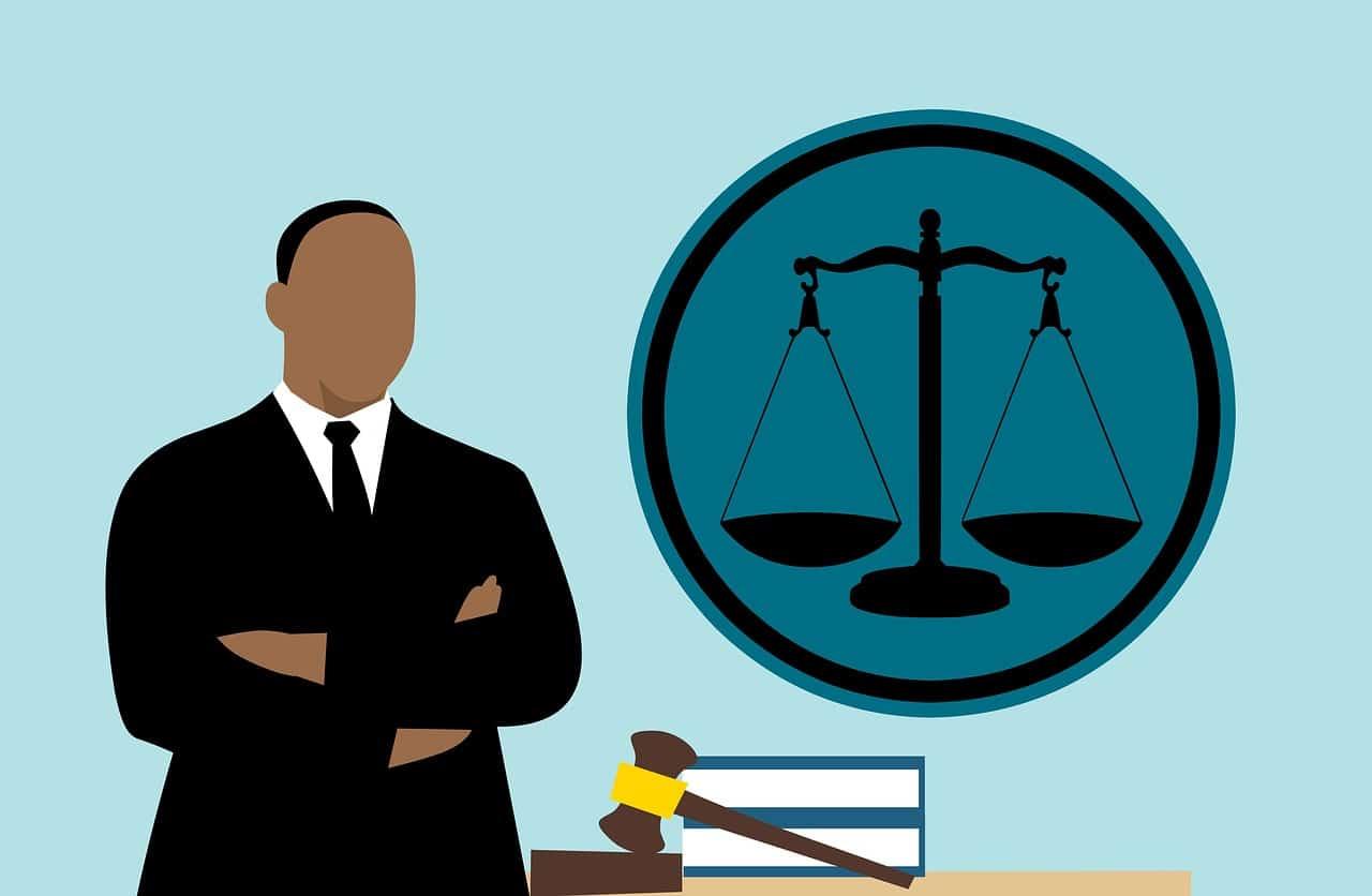 איש עריכת דין
