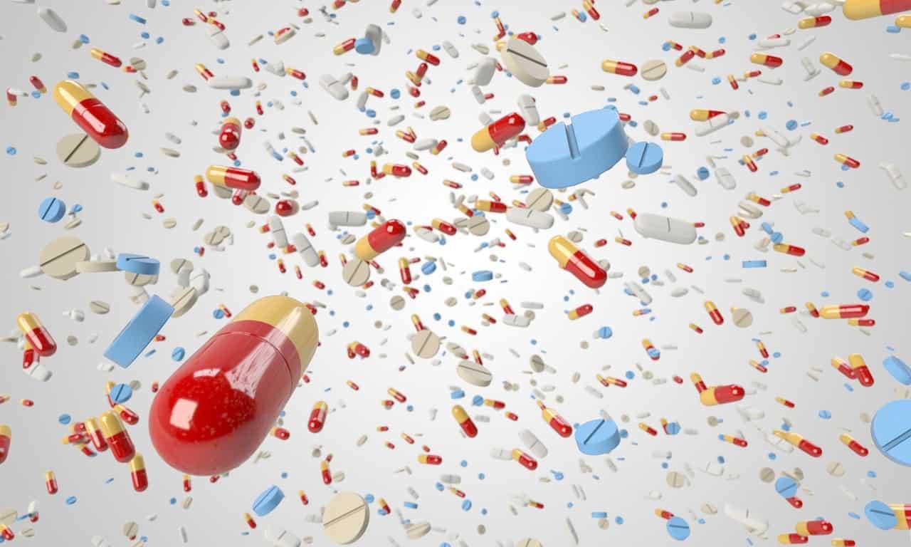 תרופות וכדורים
