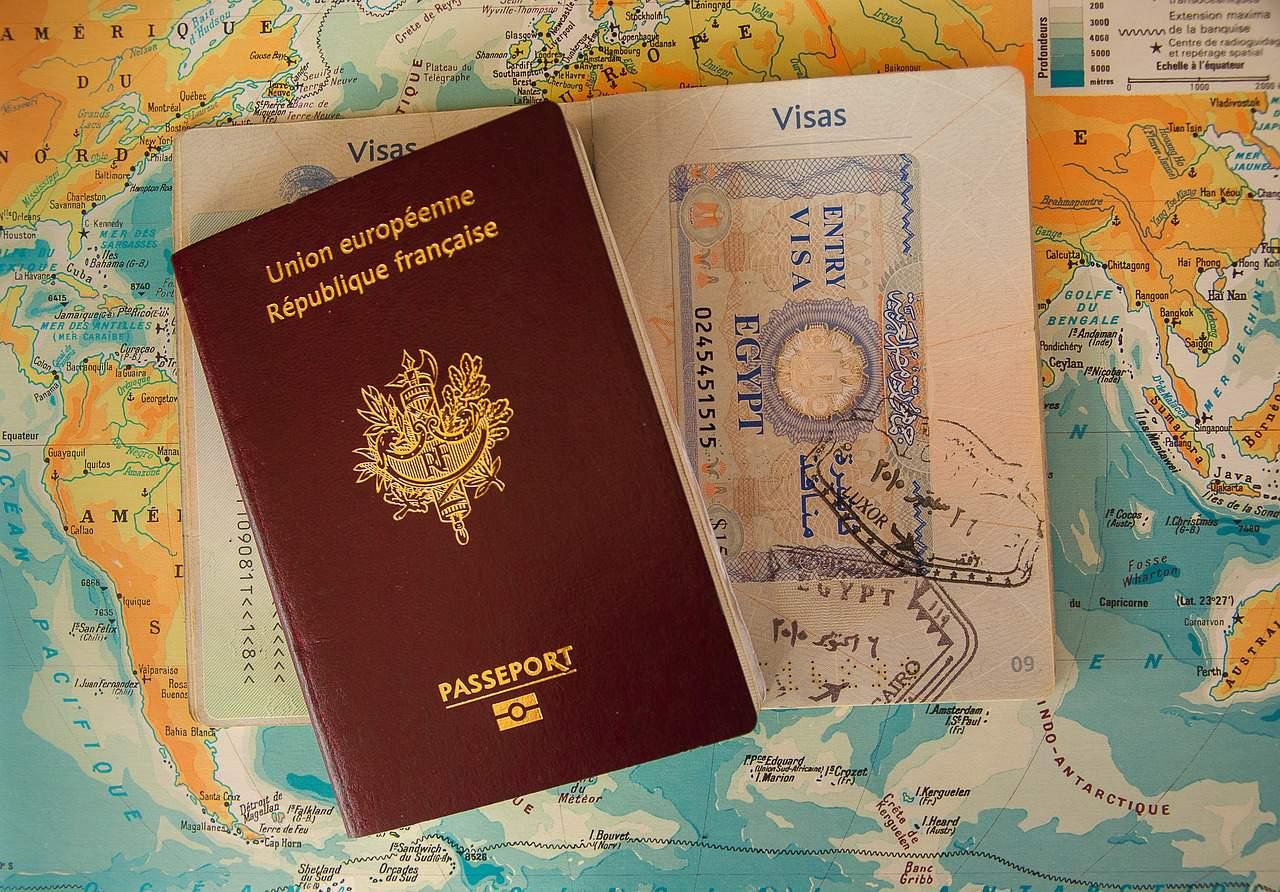 דרכון בן לאומי