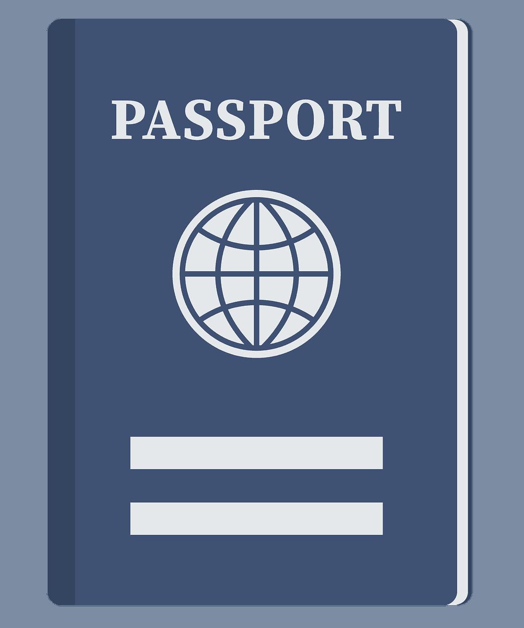 תמונה של דרכון
