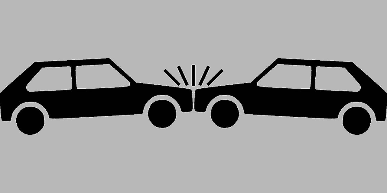 התנגשות של רכבים