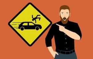 תמרור תאונה