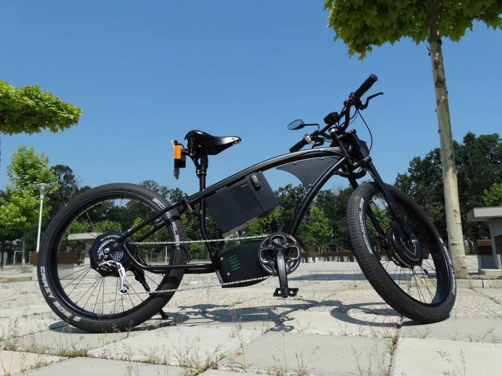 אופניים על חשמל
