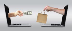 קניות באינטרנט בכסף