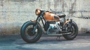 אופנוע ראשית