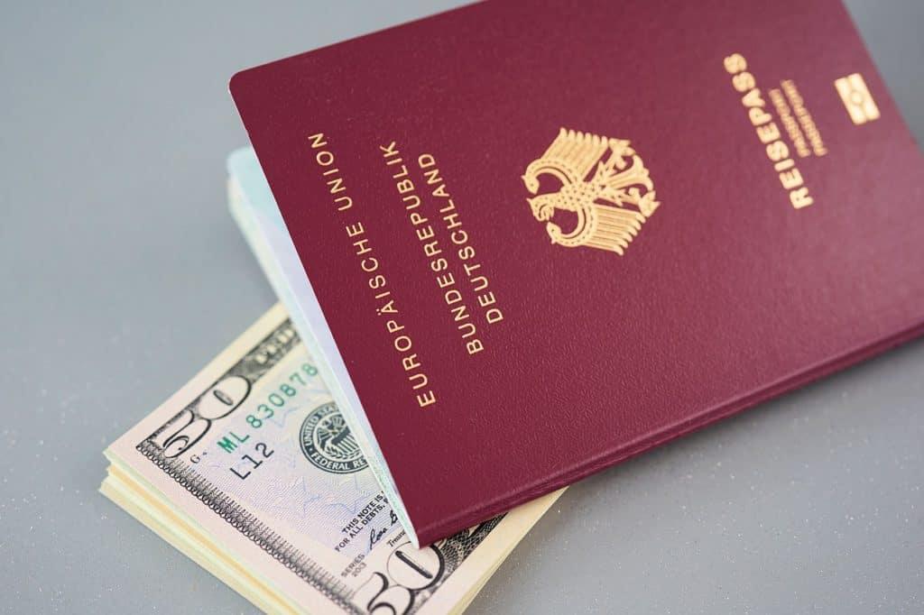 שטר ודרכון