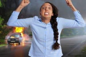 המקרים הנפוצים של תביעות ביטוח אובדן כושר עבודה ותאונות דרכים