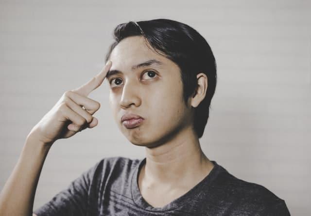 בחור צעיר מבולבל - תמונה להמחשה